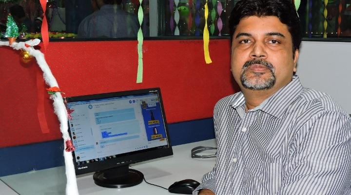 Deb Dulal Das