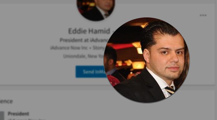 Eddie Hamid