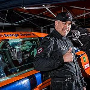 Rodrigo Terpins, Rally Car Driver
