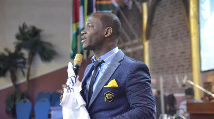 Prophet Kofi Danso