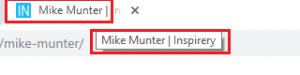 mike munter inspirery