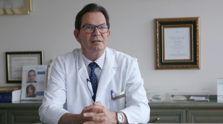Dr Pierre Courchesne