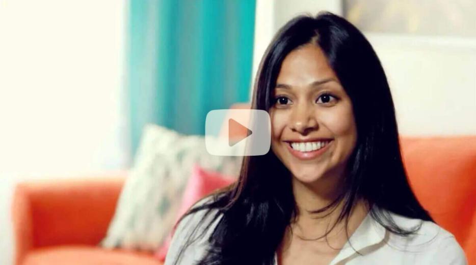 julie aragon's promo video - inspirery interviews